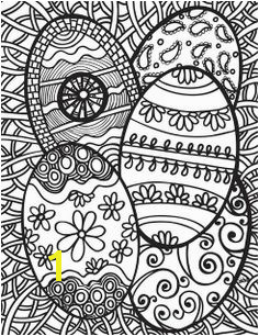 difficult easter eggs to color Easter Coloring Pages Adult Coloring Pages Easter Printables