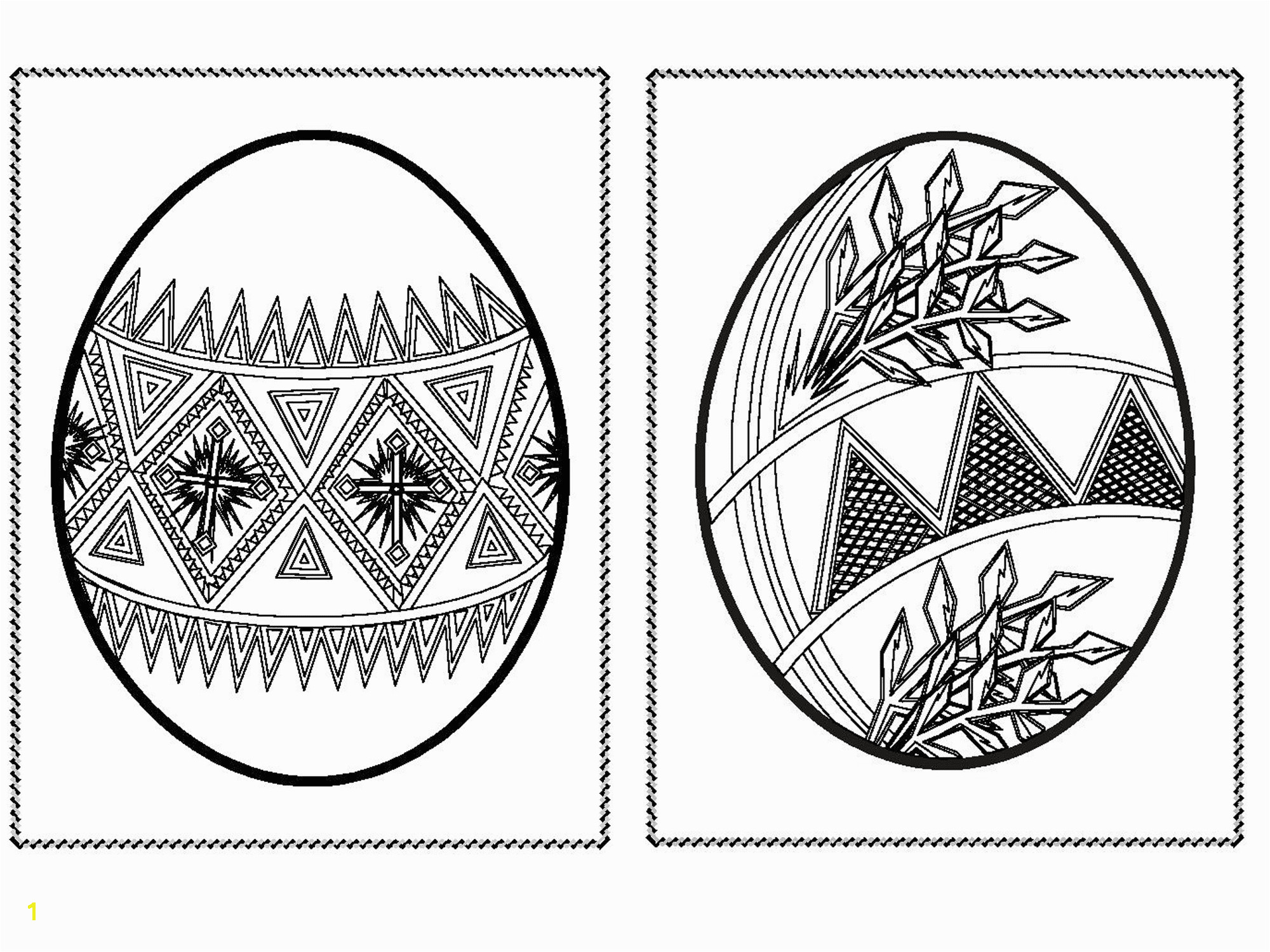 Moms Who Think s Free Easter Egg Coloring Pages