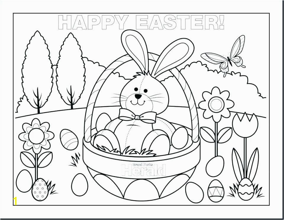 Easter Printable Coloring Pages Free Easter Bunny Coloring Pages Inspirational Printable Free Printing