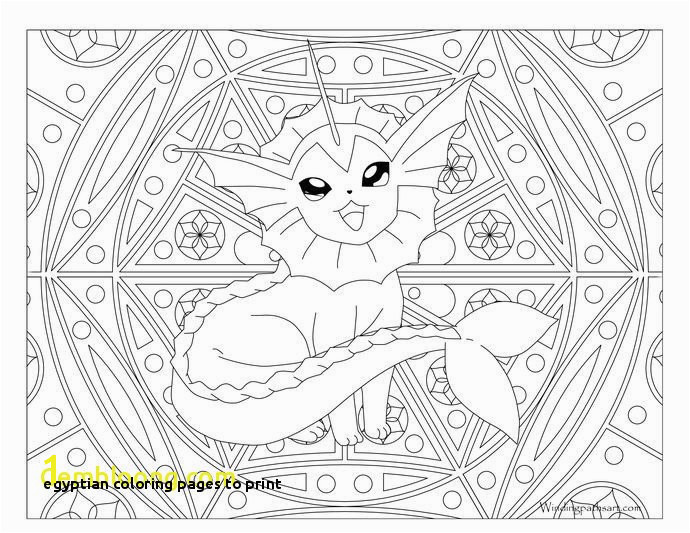 Egyptian Coloring Pages to Print Egyptian Coloring Book Beautiful New Printable Cds 0d Fun Time Free
