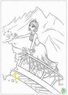Elsa let it go Frozen Coloring Sheets Elsa Coloring Pages Coloring Pages For Kids