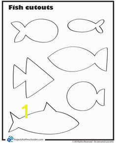 empty fish bowl coloring page 28 easy shapes for my