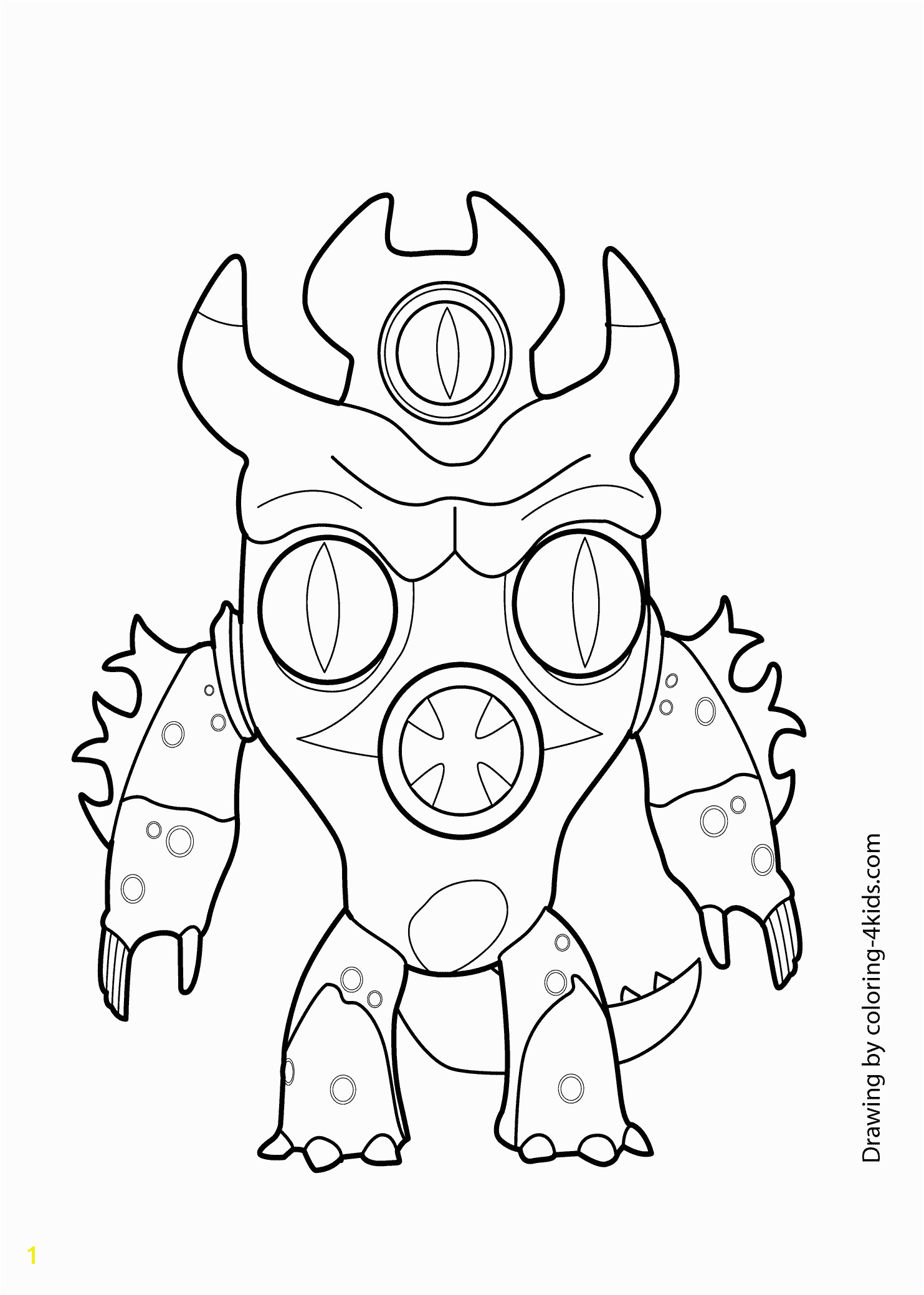 Epic Movie Coloring Pages Big Hero Fred Zilla Coloring Page for Kids Printable Free Big Hero