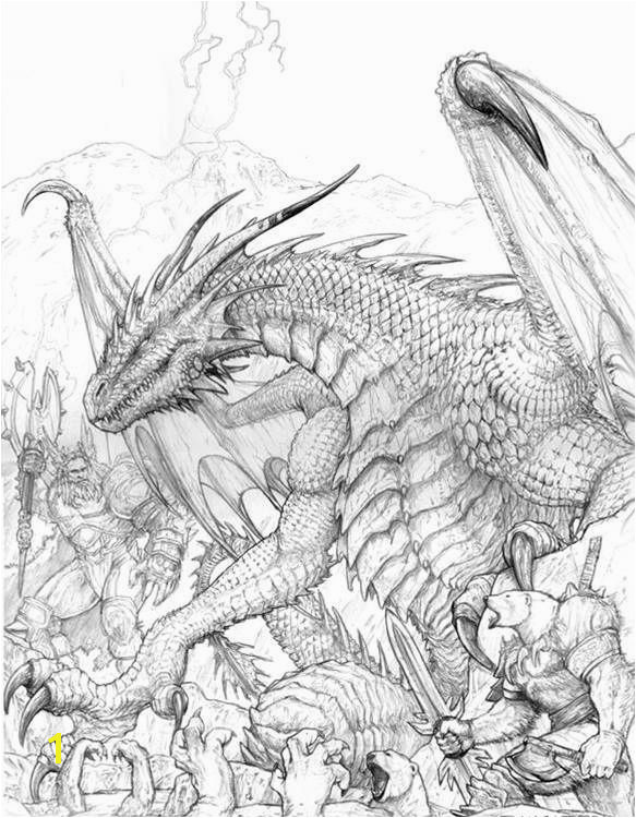 Fantasy Coloring Pages For Adults Bing Afbeeldingen