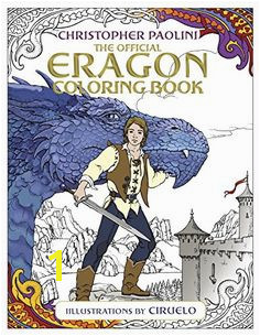 Christopher Paolini author of the well known fantasy fiction novel Eragon joins us to talk about his latest addition The ficial Eragon Coloring Book