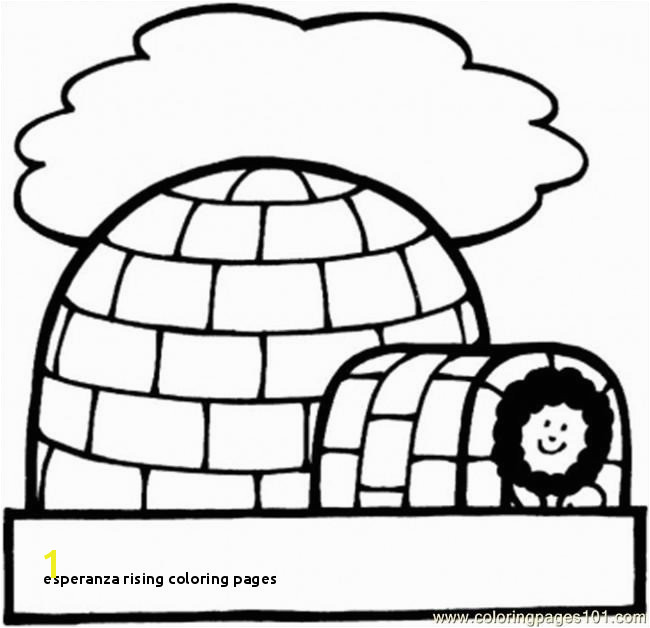 Esperanza Rising Coloring Pages the Loud House Coloring Pages Lovely Little Lion In the Icehouse