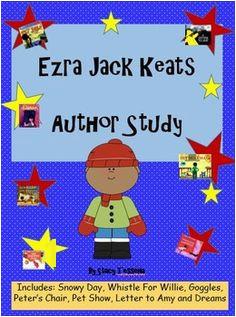 Stacy Tessena Preschool LibraryPreschool Lesson PlansEzra Jack KeatsFirst