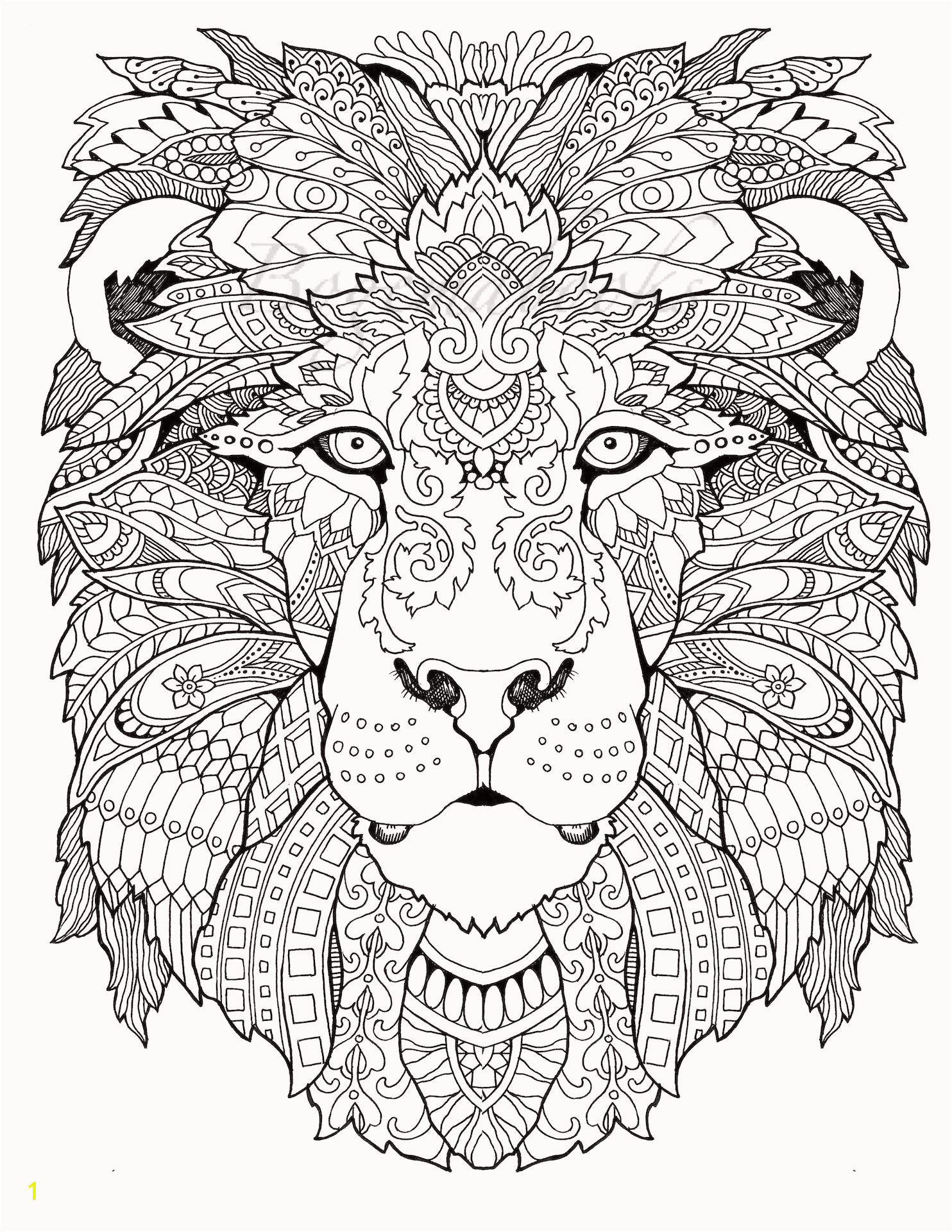 Printable Color Pages for Adults Awesome Fall Coloring Pages 0d Page
