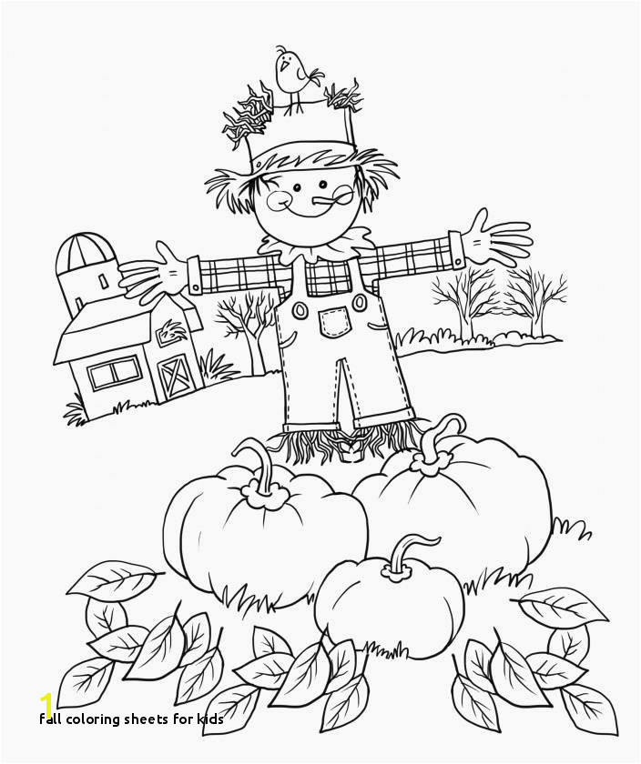 Fall Coloring Pages Printable Free 30 Fall Coloring Sheets for Kids
