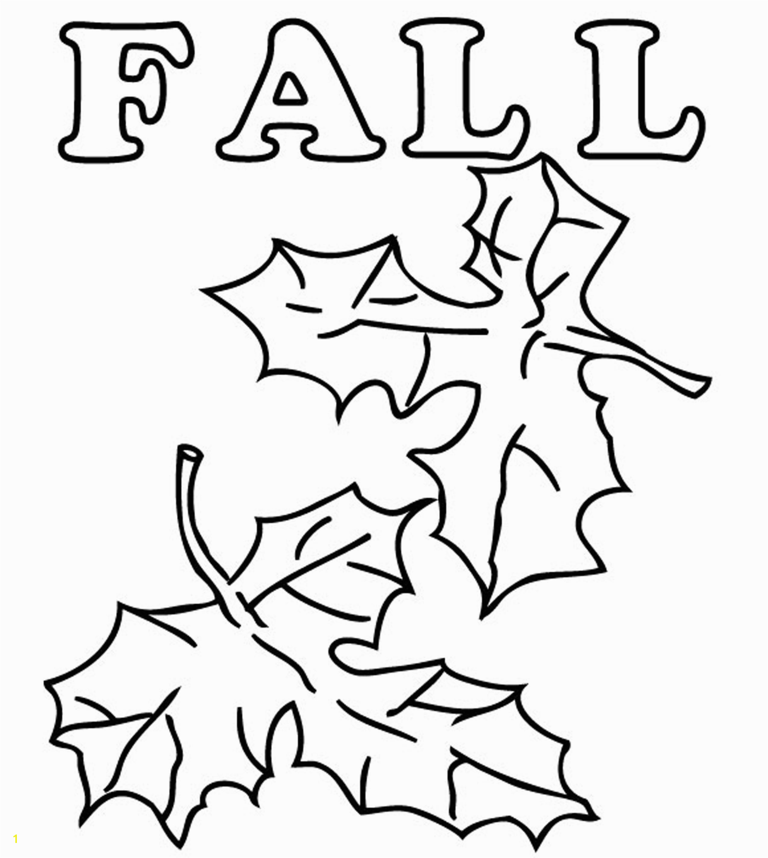 Free Coloring Pages Autumn Leaves Inspirational Fall Coloring Pages 0d Page for Kids Inspirational Kidsboys