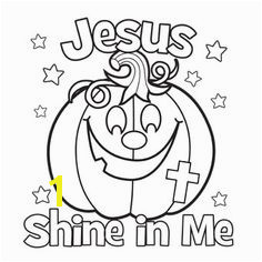 Jesus Shine In Me Coloring Picture For Halloween Fall Coloring PagesHalloween Coloring PagesFall Coloring SheetsSunday School