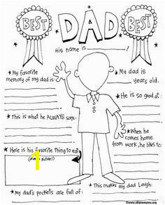 Free printable Father s Day Coloring Sheet print fathersday skiptomylou