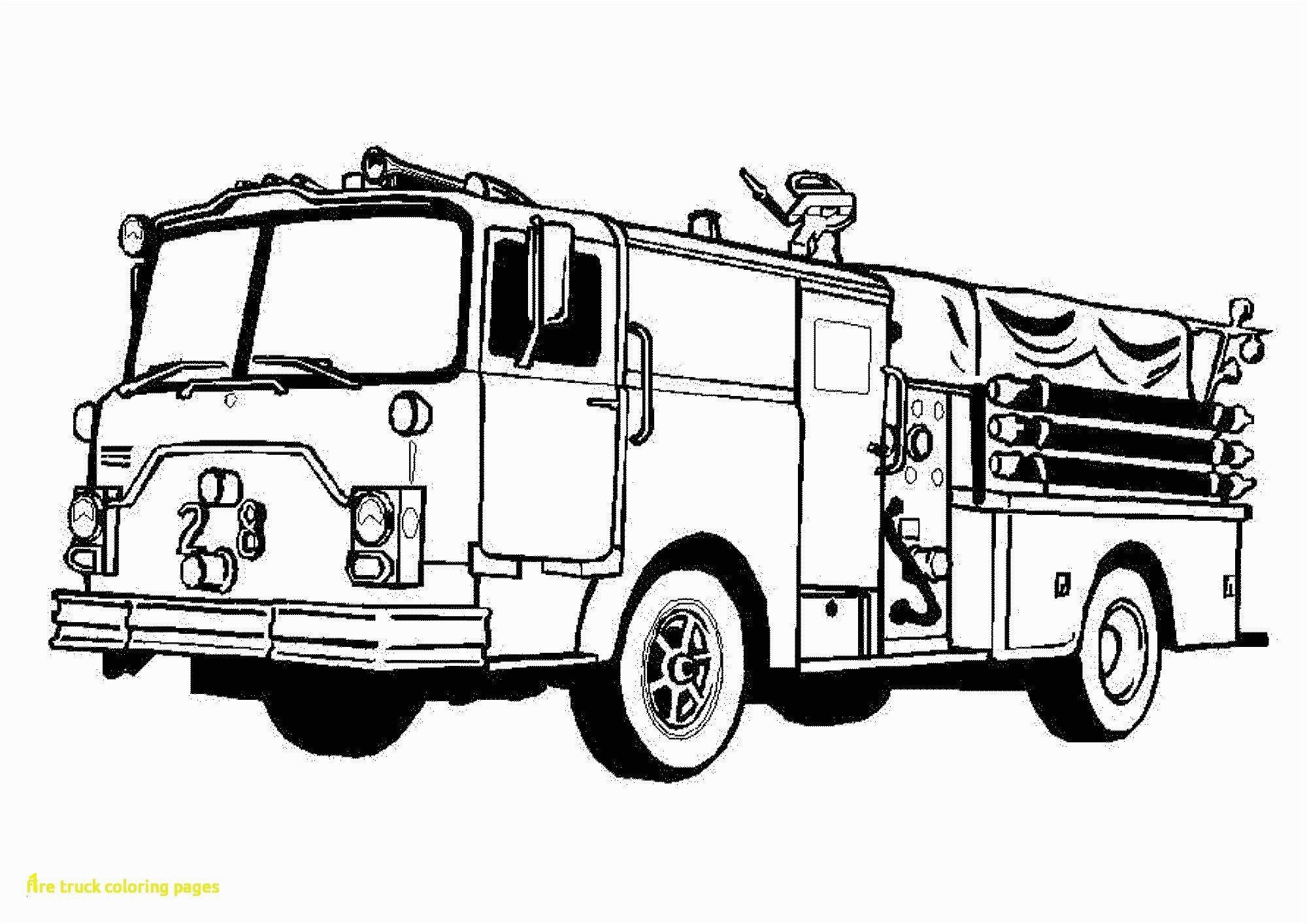 Fire Safety Coloring Pages Inspirational Coloring Book and Pages Fire Truck Coloring Pages Gif Cartoon for