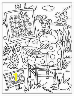 "Back to School Coloring Page featuring Dotty from ""Dotty s Topsy Tale "" Donna s Activity Sheets for Kids and Kids at Heart Pinterest"