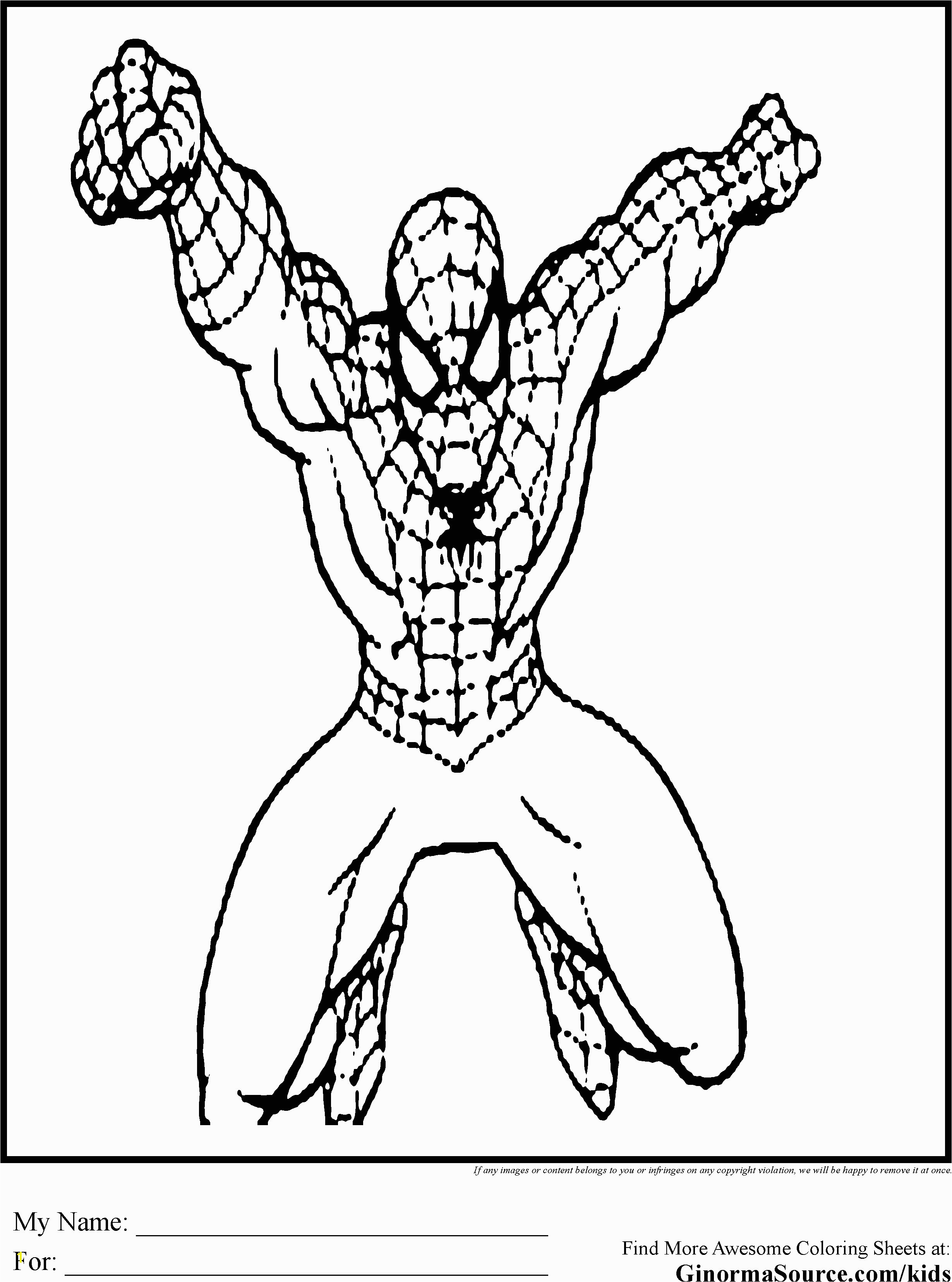 Printable Spiderman Coloring Pages Awesome Spiderman Coloring Sheets Fresh Spiderman Coloring Pages Fresh 0 0d