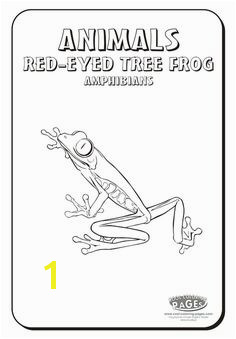 About Costa Rica · More coloring options Frog Coloring Pages Free Coloring Red Eyed Tree Frog Tree