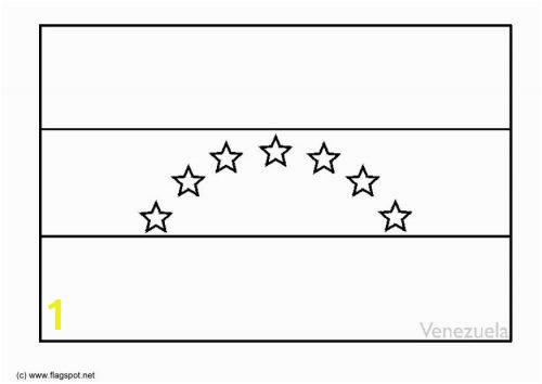 Flag Of Ethiopia Coloring Page Coloring Page Flag Venezuela
