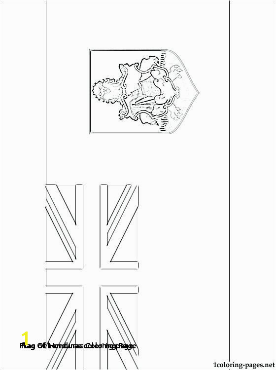 Flag Honduras Coloring Page Flag Honduras Coloring Page Adult Coloring Panama Pages Flag