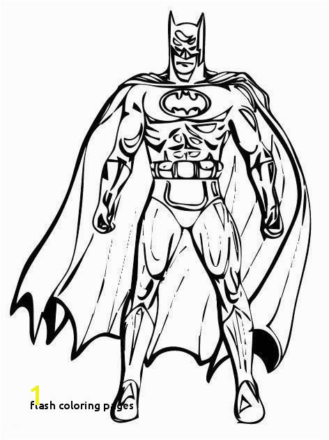 Flash Coloring Pages the Flash Coloring Pages Female Superhero Coloring Pages Fresh 0 0d