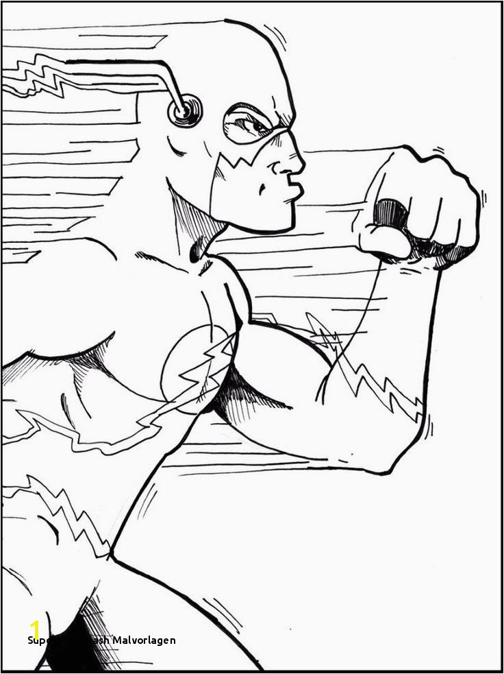 Superhero Flash Malvorlagen the Flash Coloring Pages Female Superhero Coloring Pages Fresh 0 0d