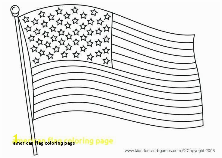 American Flag Coloring Page Best Coloring Page American Flag Printable Drawing Printables 0d