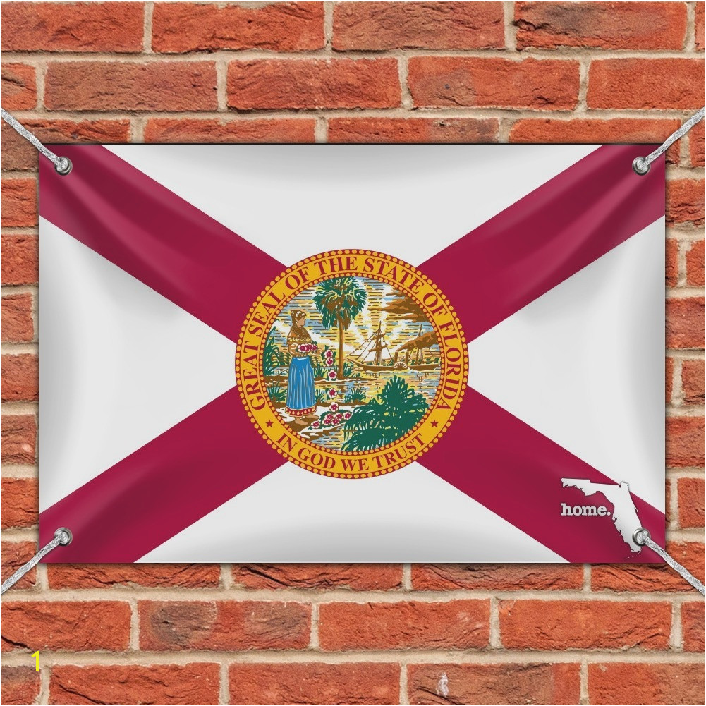 Florida State Seminoles Flag Best Florida Fl Home State Flag Ficially Licensed Home Business Fice Collection