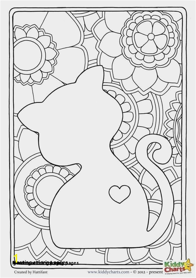 25 Flower Garden Coloring Pages