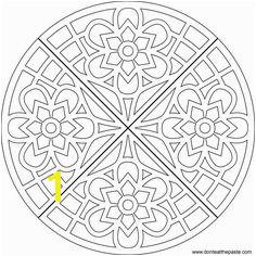 Flower Mandala Coloring Pages Printable 127 Best Mandala Coloring Images
