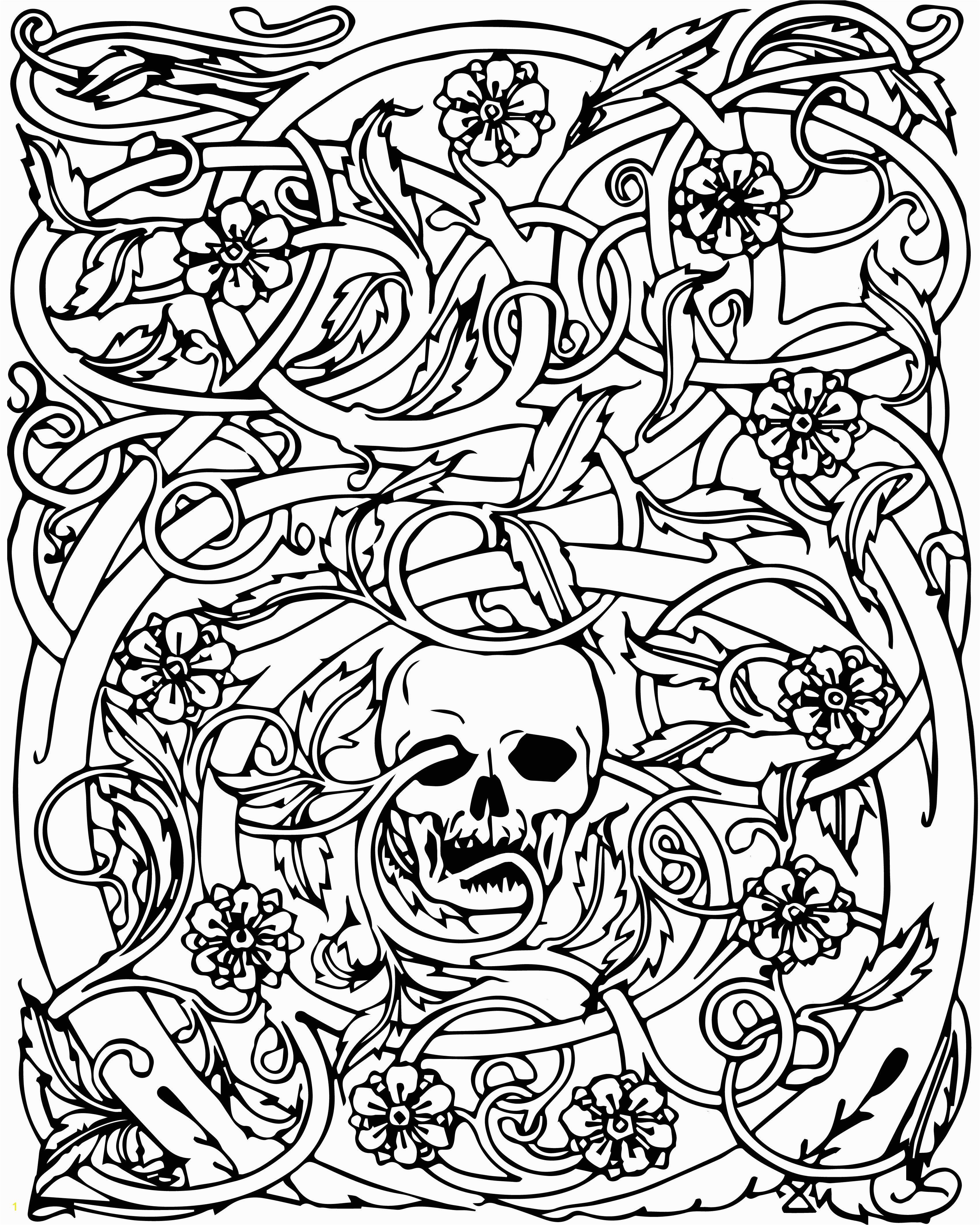 Coloring Pages for Flowers Stunning Coloring Pages For Flowers As Well As Cool Vases Flower