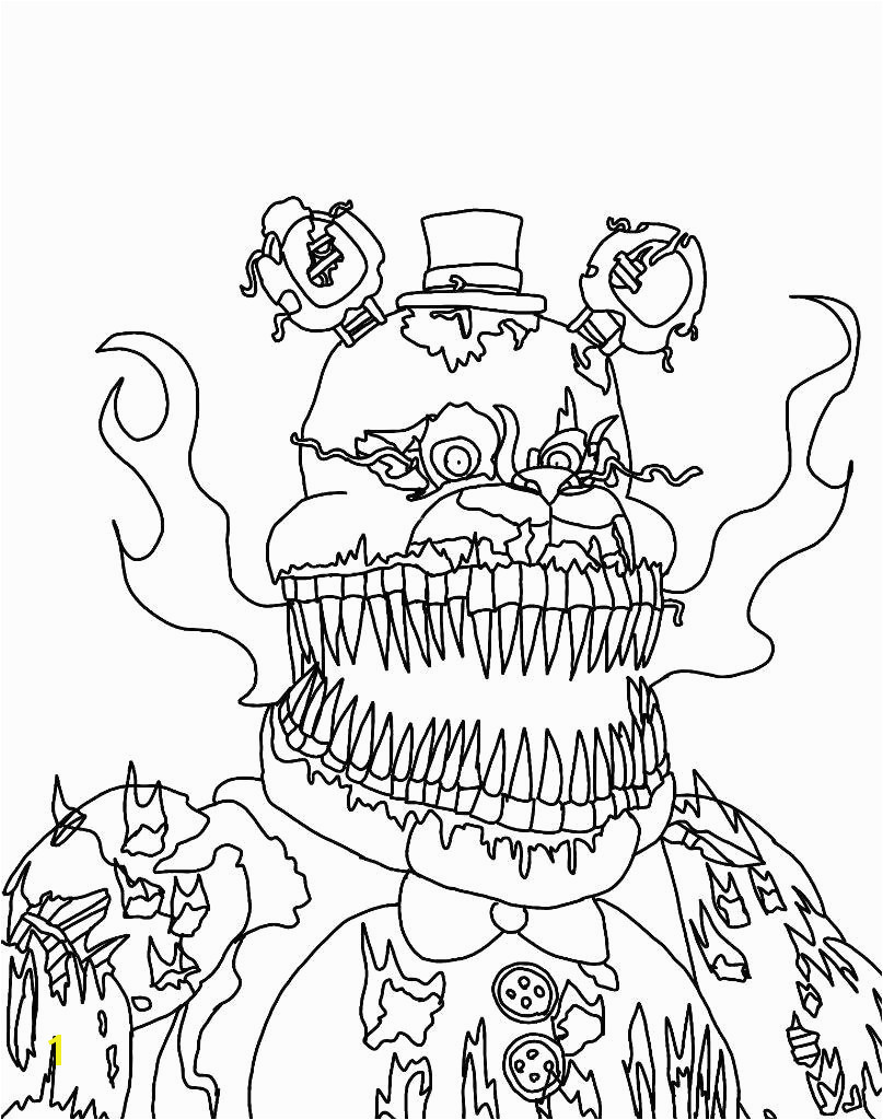 Fnaf Coloring Pages All Characters Inspirational Expert Fnaf 4 Coloring Pages All Characters Drawing at Getdrawings