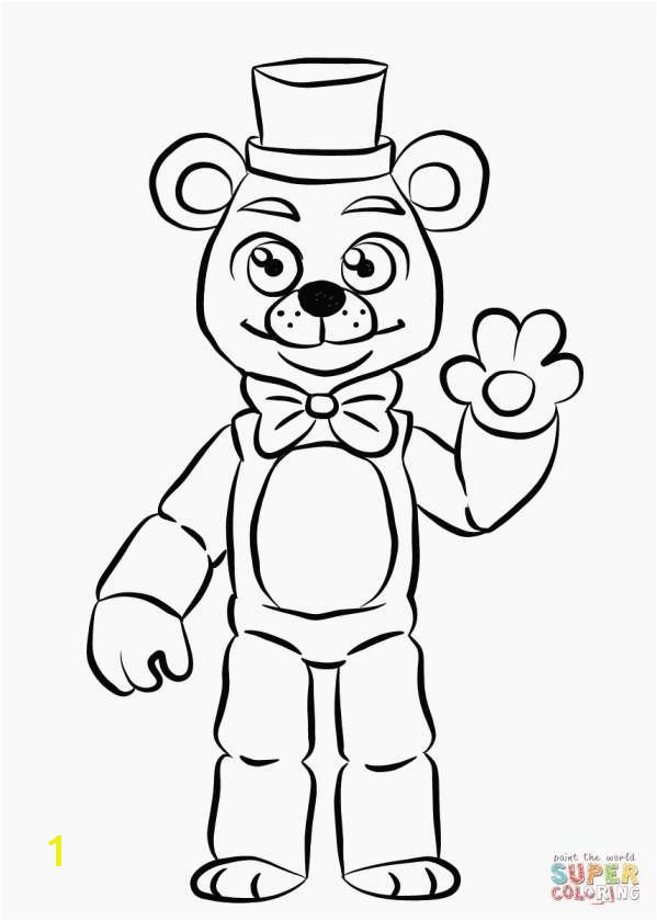 Fnaf Coloring Pages All Characters Elegant Fnaf Coloring Pages Awesome Elegant Inspiring Fnaf Coloring Pages