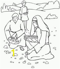 Manna and quail color page Bible Coloring Pages Coloring Books Bible Stories Bible