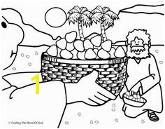 Mana From Heaven Coloring Page Sunday School Lessons Sunday School Crafts Bible Coloring Pages