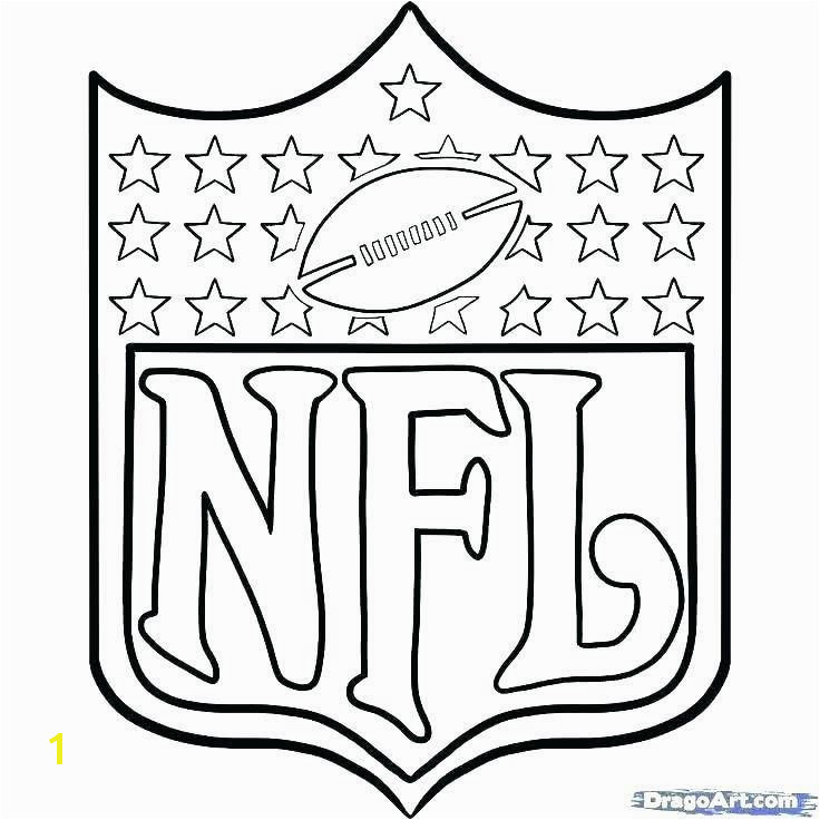 Coloring Football Coloring Pages Players Nfl Coloring Pages Concept