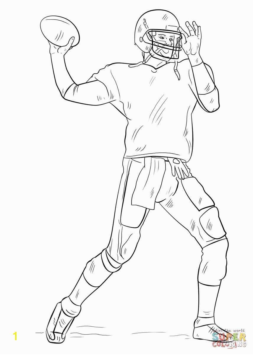 Football Player Coloring Pages Coloring Pages Soccer Player Coloring Related Post