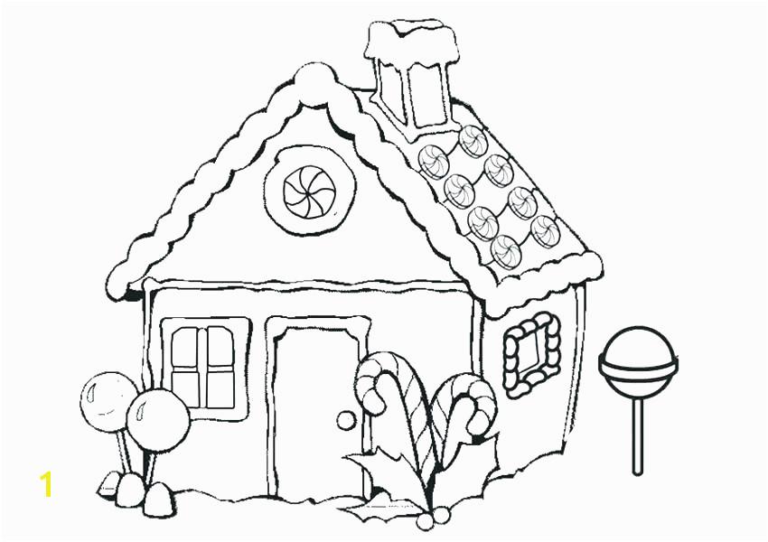 Free Printable Gingerbread House Coloring Pages House Coloring Pages Printable House Coloring Sheets Garden House