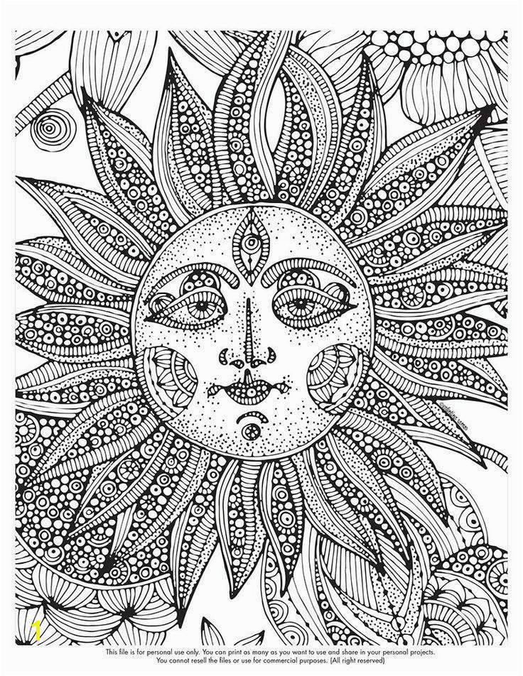 Free Color Pages for Adults Free Printable Hard Coloring Pages for Adults Beautiful Free Color
