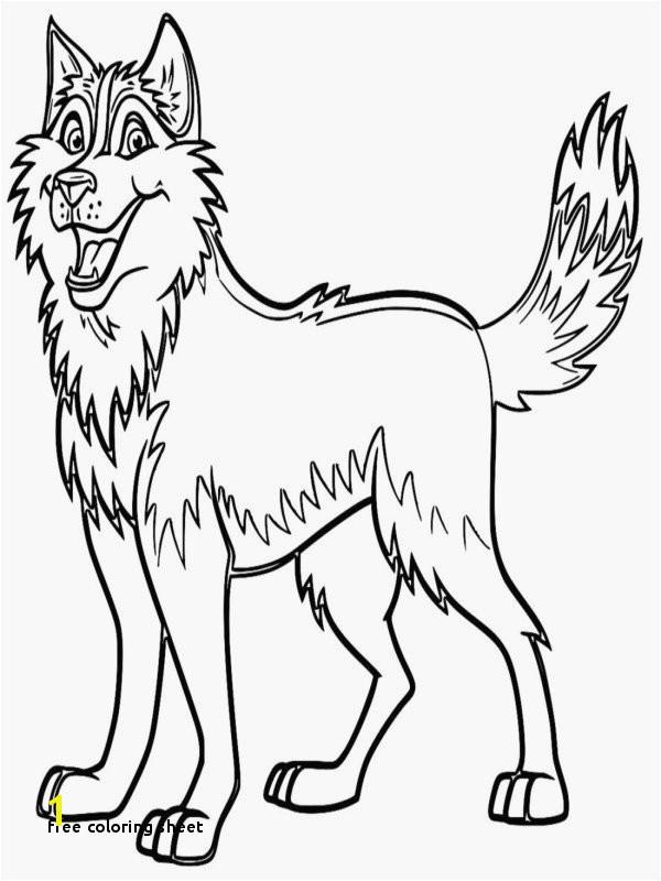 Free Coloring Sheet Animal Coloring Sheet Adorable Husky Coloring 0d Free Coloring Pages