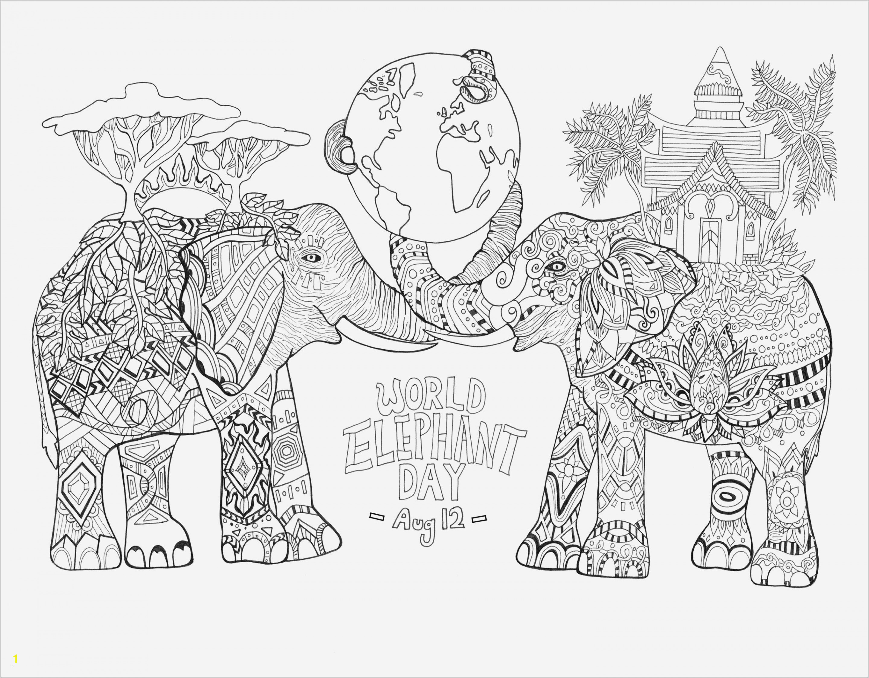 Free Coloring Pages Horses Coloring Page Horse Fresh Elephant Coloring Pages Nice Best Od Dog