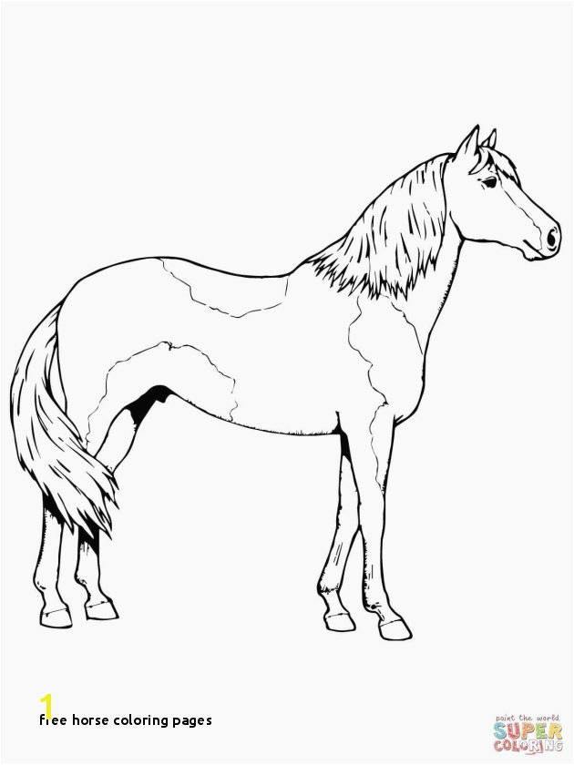 Free Horse Coloring Pages Best Free Coloring Pages Elegant Crayola Pages 0d Archives Se