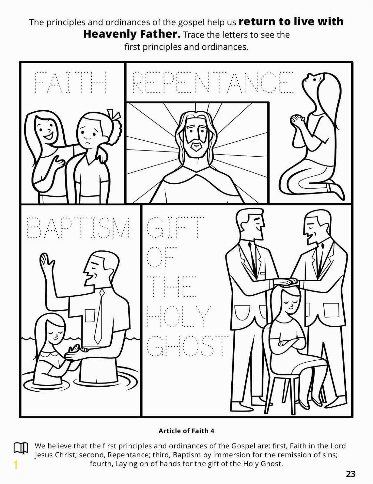 Faith Coloring Pages Elegant Free Coloring Pages Jesus Baptism Unique to Coloring Page Awesome Faith