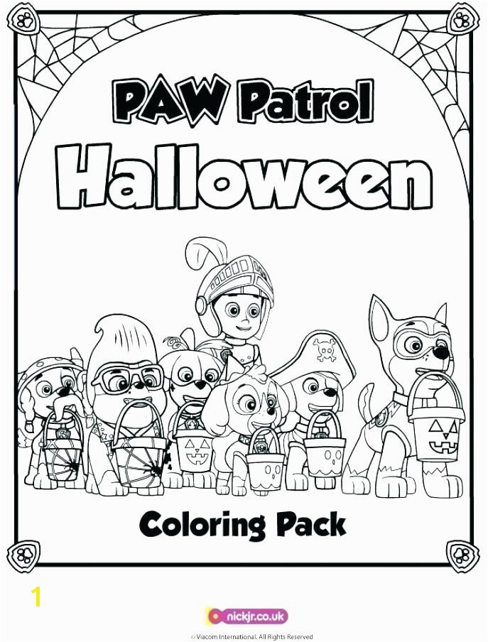 Nick Jr Coloring Pages Halloween Free Coloring Pages Nick Jr