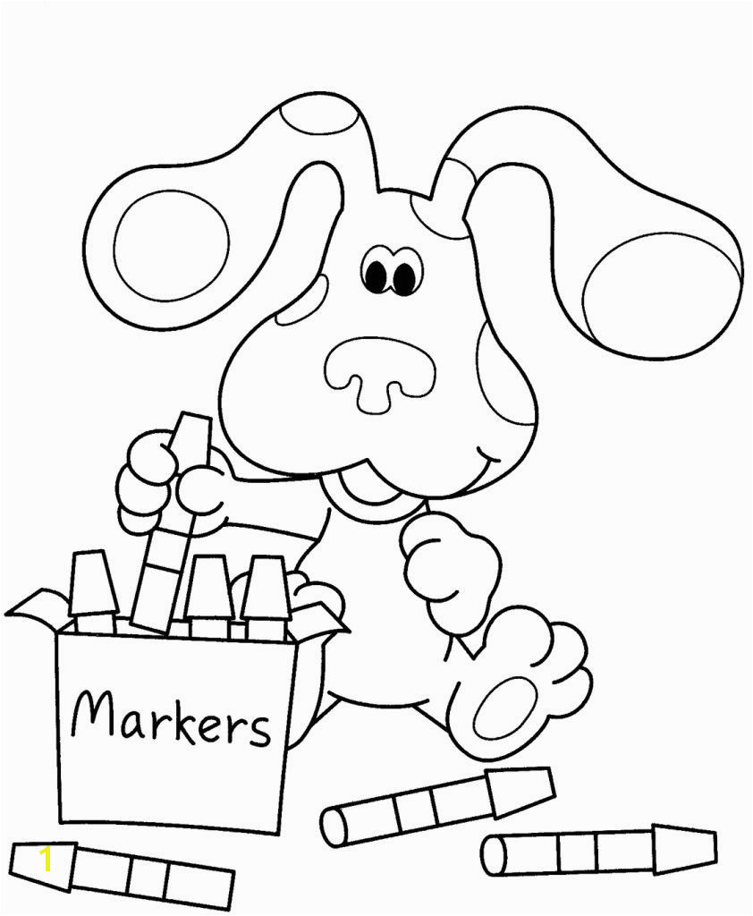 Nick Jr Coloring Pages 14