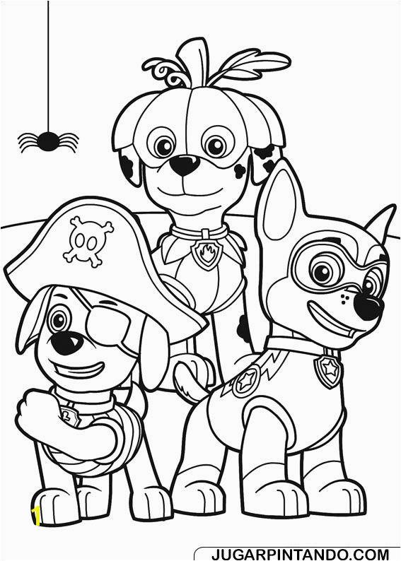 Free Nick Jr Coloring Pages Patrulla Canina Para Imprimir Y Colorear Раскраски
