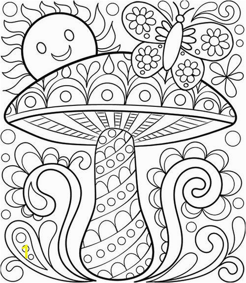 Free Online Coloring Pages to Print for Adults Coloring Papers Elitasushi