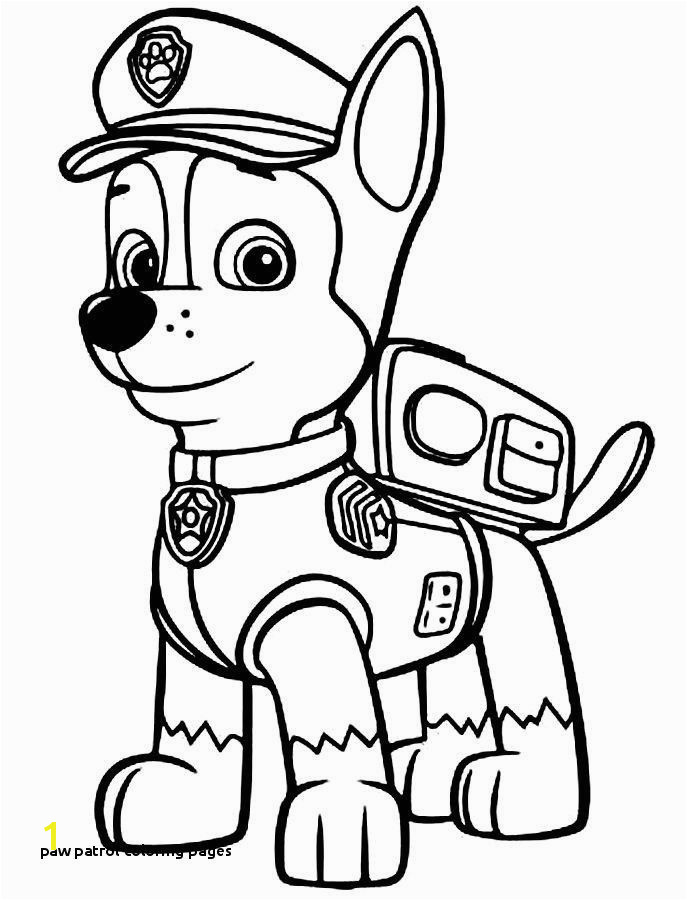Free Paw Patrol Coloring Pages Beautiful Paw Patrol Coloring Pages Paw Patrol Coloring Pages Printable Bing
