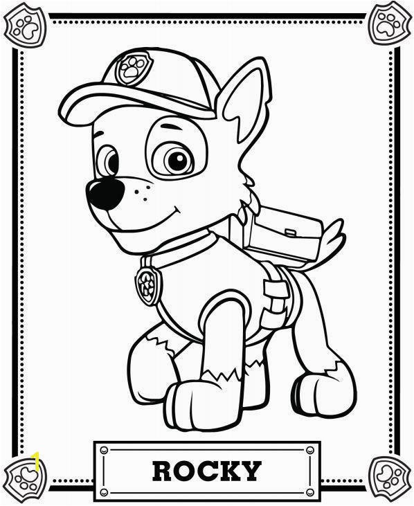 Free Printable Paw Patrol Coloring Pages Unique Printable Paw Patrol Coloring Pages Paw Patrol Coloring Pages