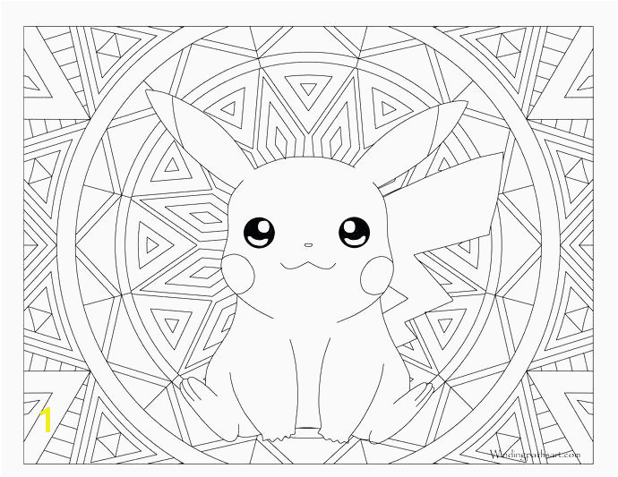 Pikachu Pokemon Coloring Pages Printable Cds 0d – Fun Time – Free
