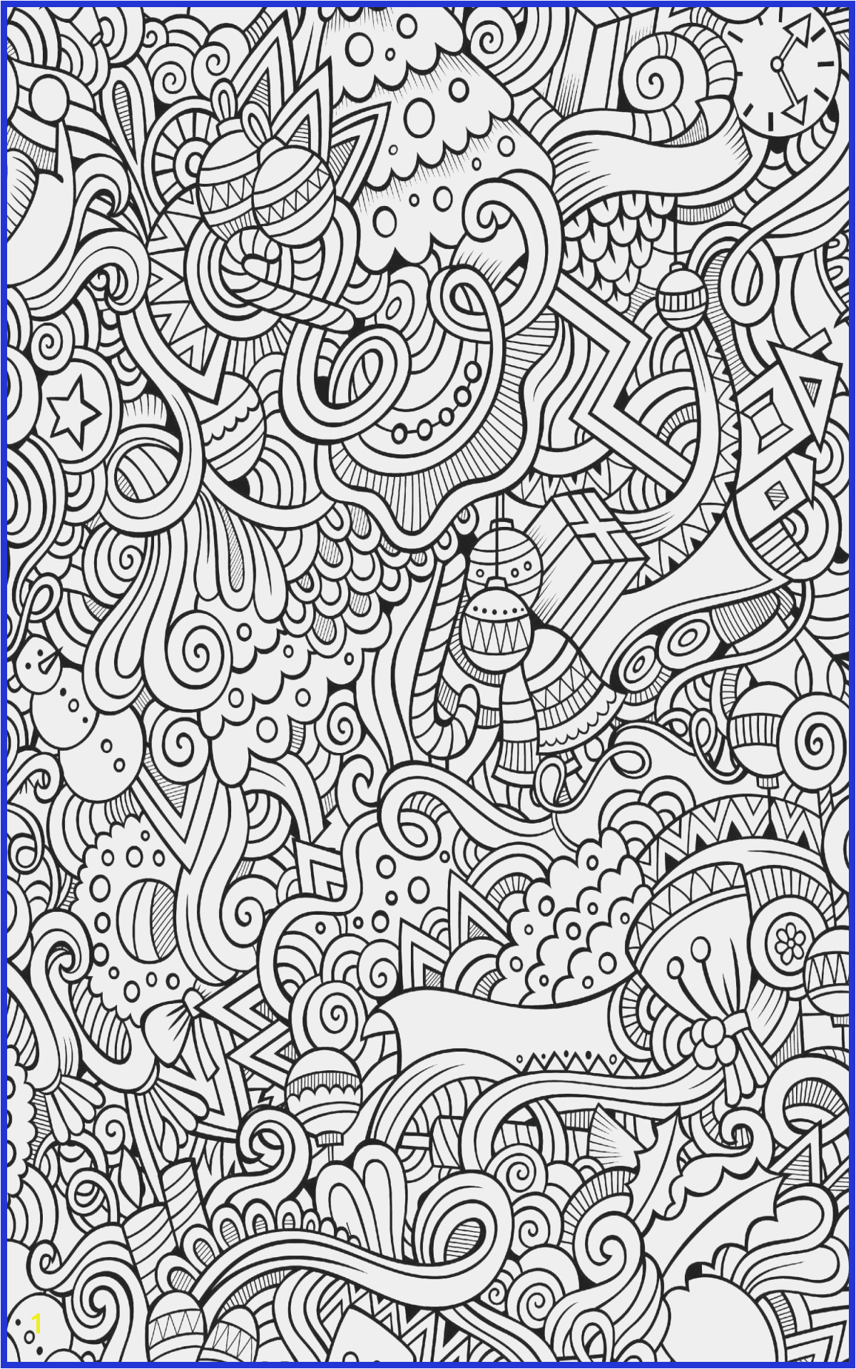 Free Printable Advanced Coloring Pages for Adults Free Printable Advanced Coloring Pages