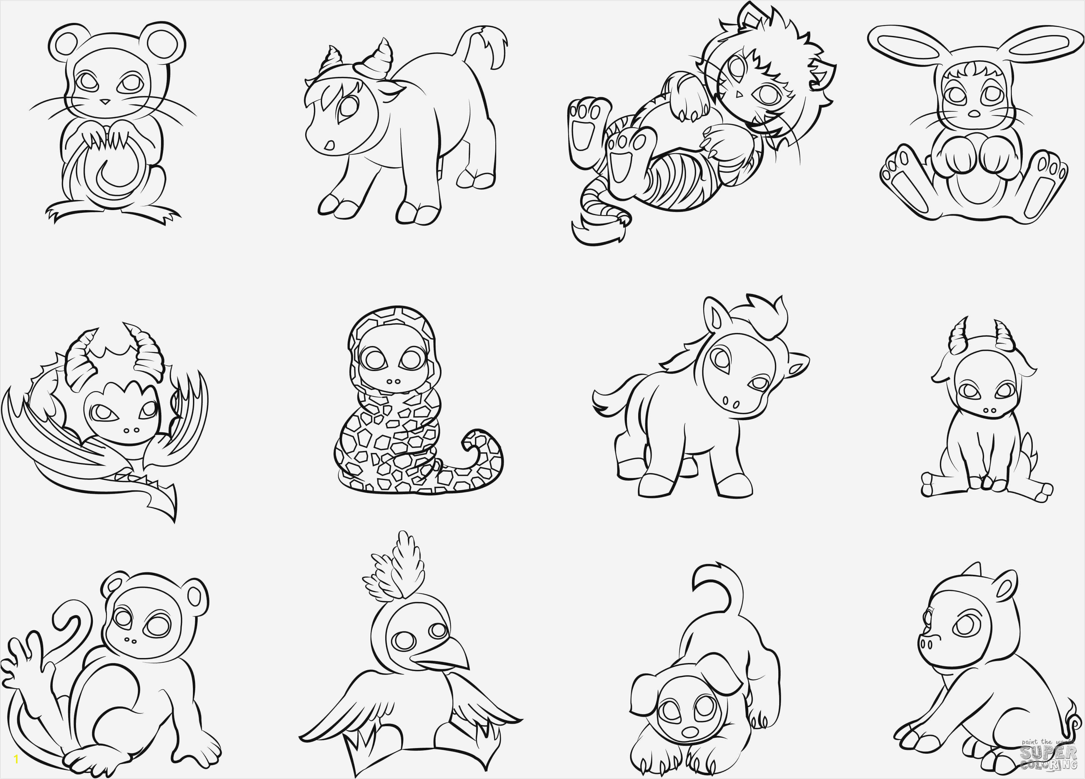 Printable Animal Coloring Pages Stunning Printable Animal Coloring Pages Such As Free Printable Animal Coloring